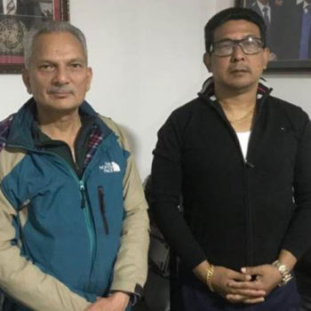 मनाङेबारे डा. बाबुराम- समाजको उत्पीडित तप्कालाई राज्यले 'अपराधी' बनाइदिन्छ