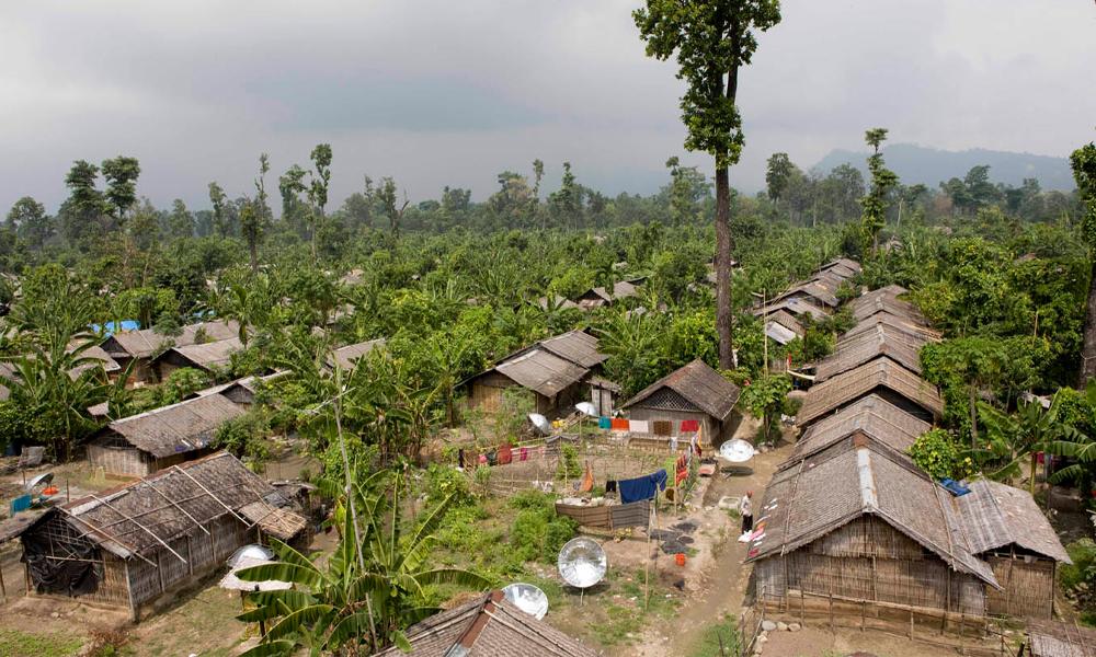 भुटानी शरणार्थी शिविरका १२ जनामा कोरोना संक्रमण