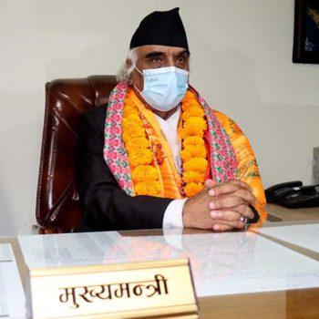 गण्डकी प्रदेशमा विश्वासको मतमाथि मतदान हुँदै