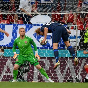 फिनल्यान्डसँग डेनमार्क १-० ले पराजित