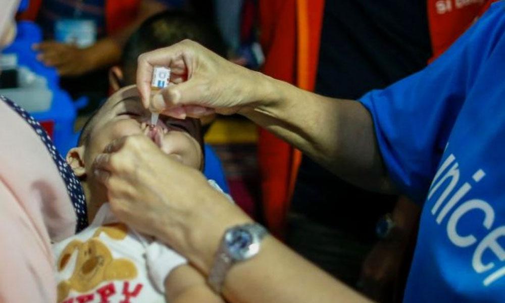 फिलिपिन्समा पोलियो उन्मुलन भएको घोषणा