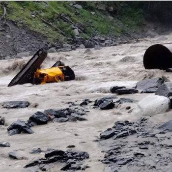बाढीपहिरोले डेढ दर्जन जलविद्युत् आयोजनामा क्षति, मादीमा एक अर्बको नोक्सान