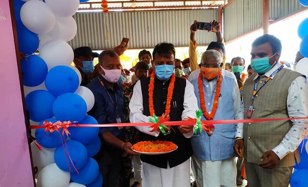 जनकपुरमा अक्सिजन उद्योग स्थापना, दैनिक ४५० सिलिन्डर उत्पादन