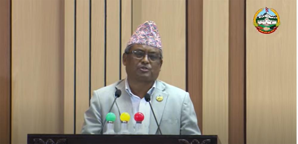 काेभिडकेन्द्रित बजेट ल्याउने लुम्बिनी सरकारको याेजना