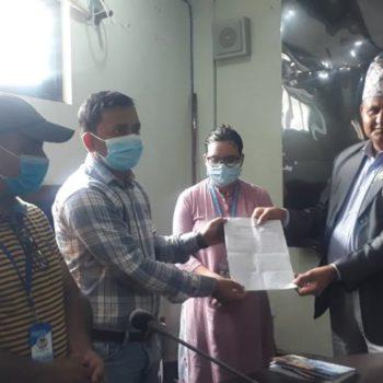 विवादित मिडिया विधेयक सच्याउने लुम्बिनी सरकारको प्रतिवद्धता