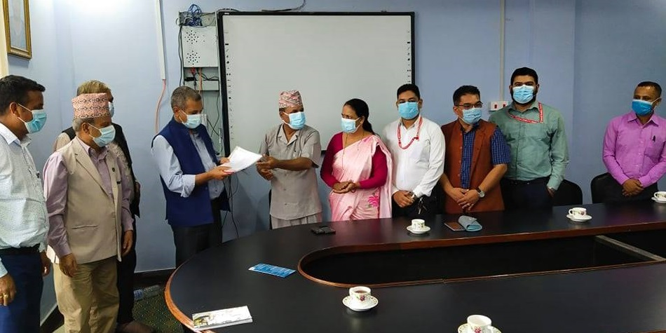 बुटवल उपमहानगरले इन्जिनियर उत्पादन गर्ने, सम्बन्धनका लागि लुम्बिनी विश्वविद्यालयसँग छलफल