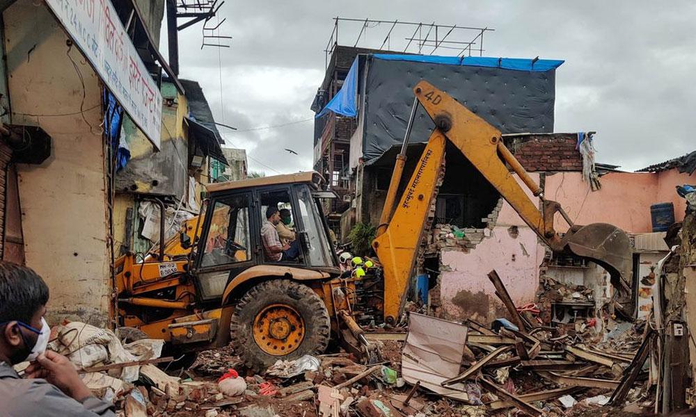चारतले घर भत्कँदा मुम्बईमा ८ बालबालिकासहित ११ जनाको मृत्यु
