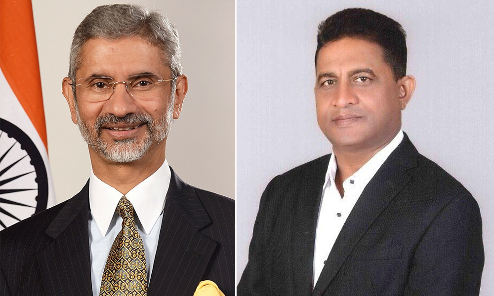 महासेठलाई जयशंकरको बधाई, खोप आपूर्तिबारे भारतीय राजदूतसँग छलफल