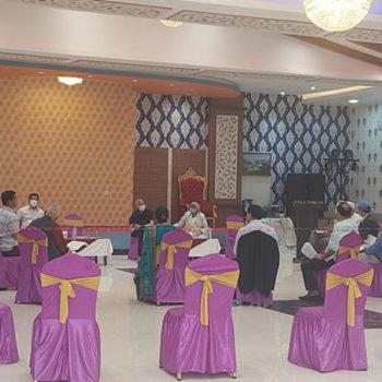 रामचन्द्र पौडेल पक्षधरको बैठक जारी, महाधिवेशनको रणनीतिमा केन्द्रित