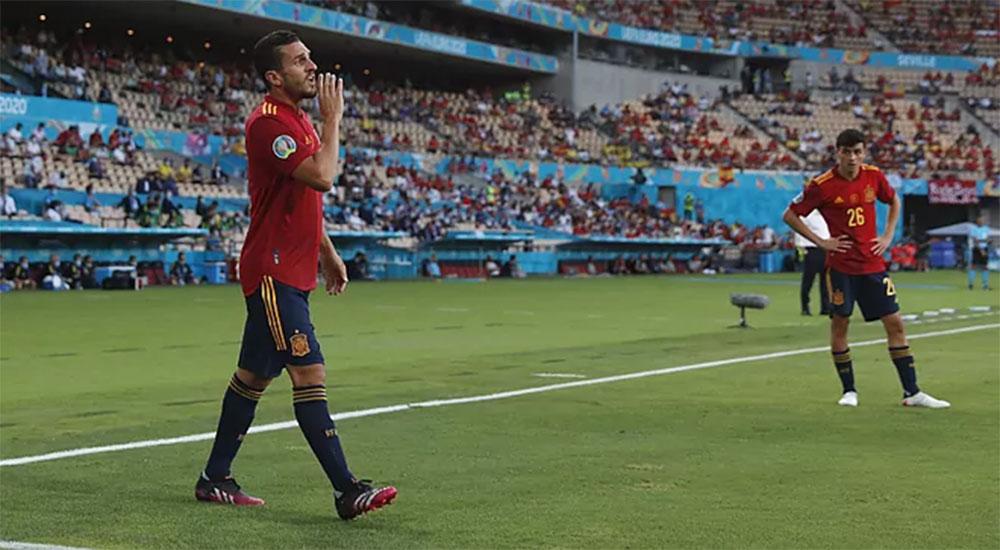 स्पेनको अर्को निराशाजनक बराबरी, नकआउटमा पुग्नै कठिन