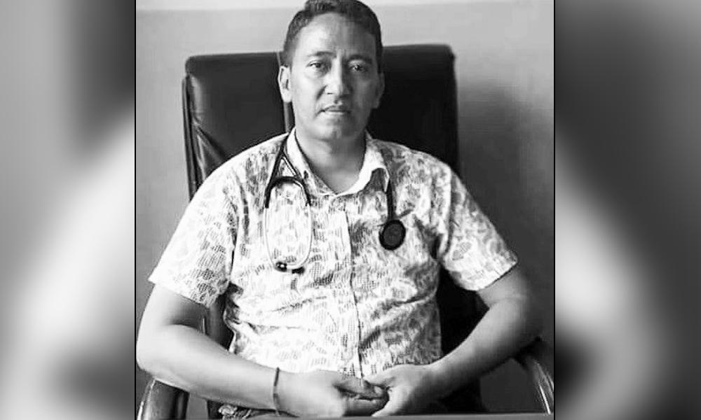कोरोना संक्रमणबाट मुटुरोग विशेषज्ञ सुवेदीको निधन