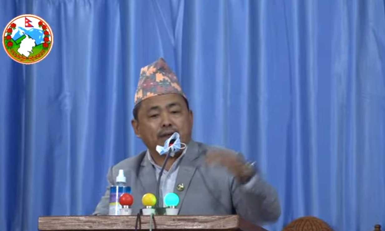 सुदूरपश्चिम प्रदेशसभा : नेपाल-भारत सीमामा तारबार लगाउन माग