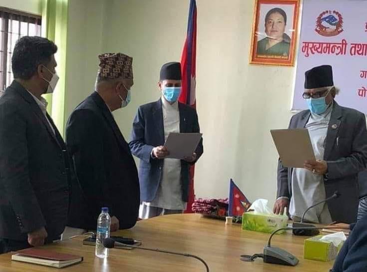 गण्डकीमा योजना आयोगको उपाध्यक्षमा काफ्ले नियुक्त