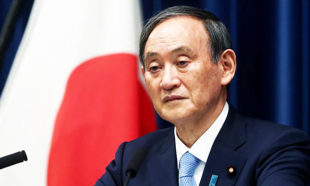 जापानका प्रधानमन्त्रीले पद छाड्दै, आगामी चुनावमा उमेद्वारी नदिने घोषणा
