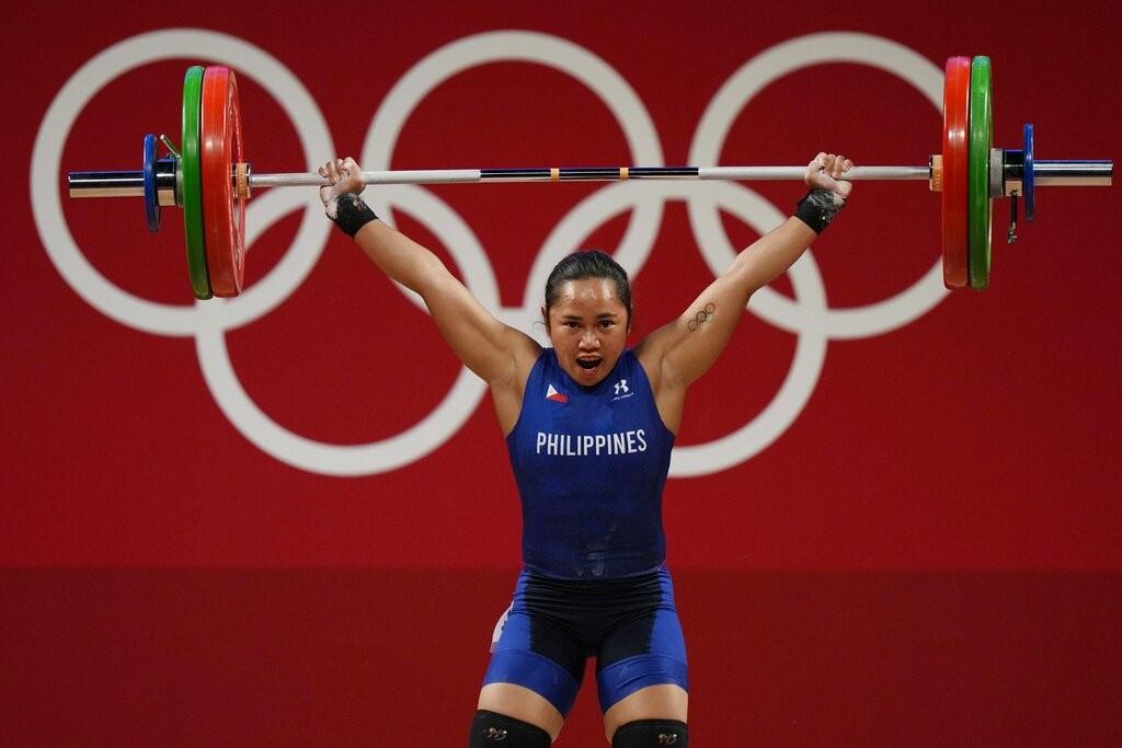 टोकियो ओलम्पिक: फिलिपिन्सलाई इतिहासकै पहिलो स्वर्ण