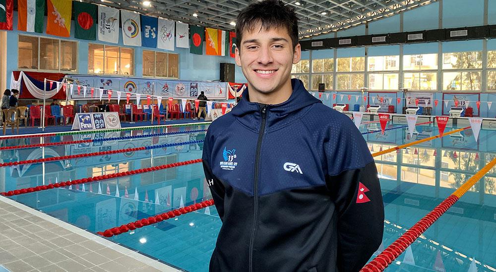 टोकियो ओलम्पिक: एलेक्सले बनाए राष्ट्रिय कीर्तिमान