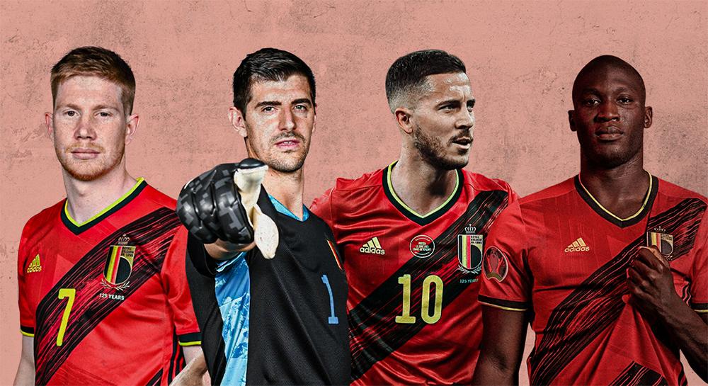 बेल्जियन फुटबलको उपाधिविहीन 'गोल्डेन जेनेरेसन'