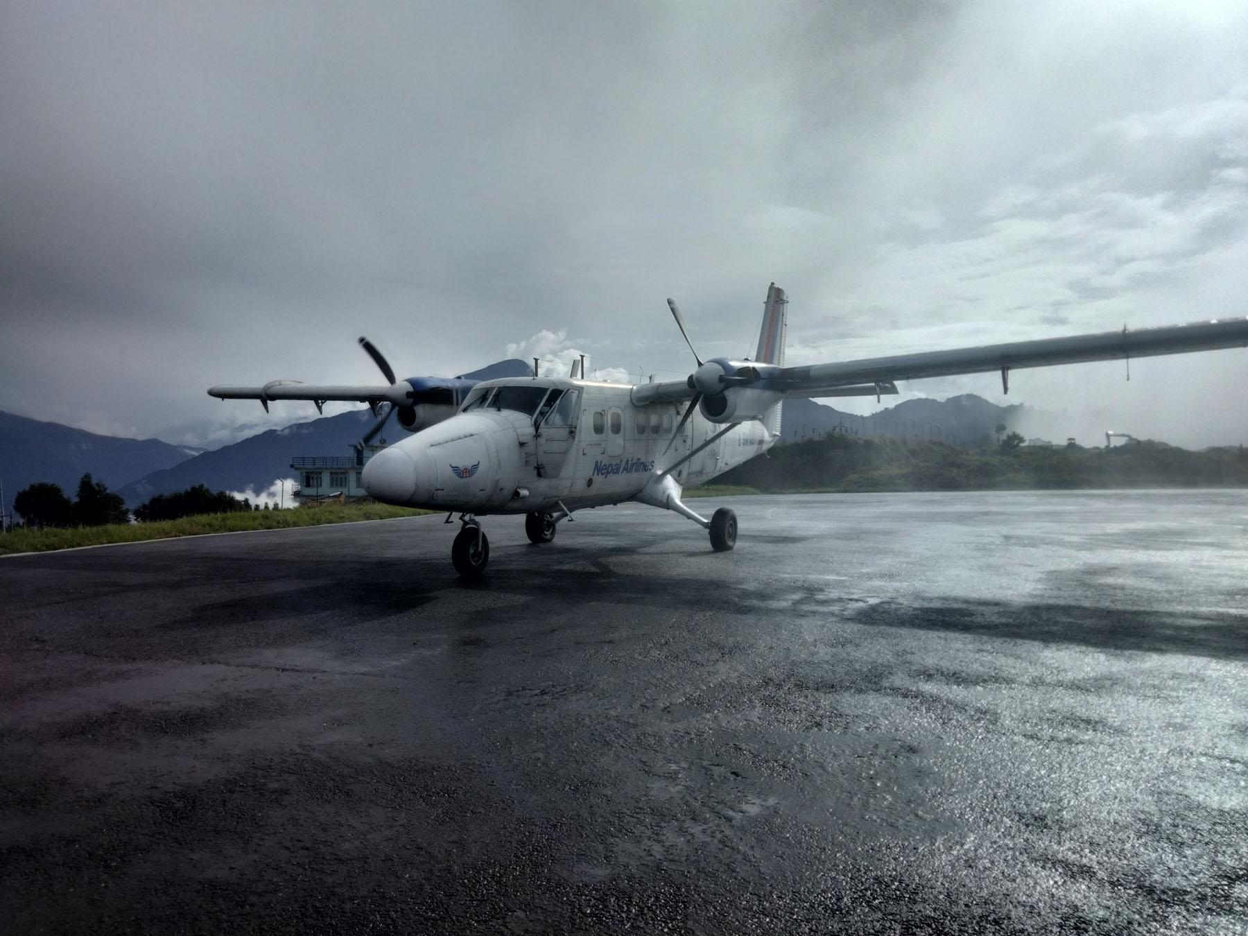 ताप्लेजुङको सुकेटार एयरपोर्ट आजदेखि सञ्चालनमा