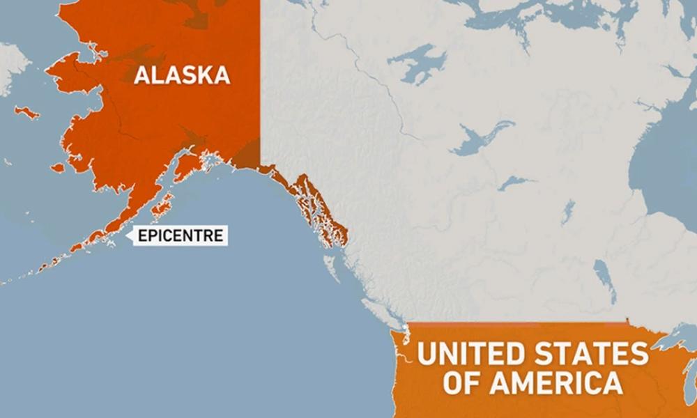 अमेरिकामा ८.२ म्याग्निच्युडको शक्तिशाली भूकम्प!