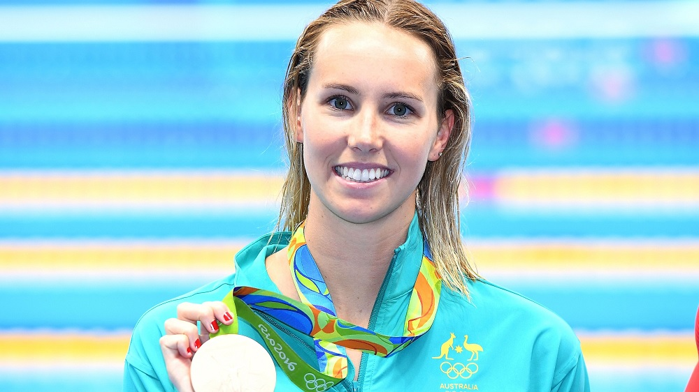 अस्ट्रेलियन खेलाडी इम्माले १०० फ्रि-स्टाइलमा बनाइन् ओलम्पिक रेकर्ड