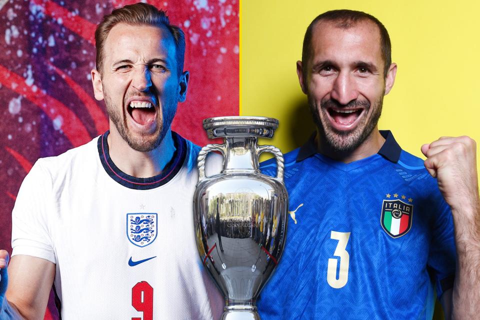 युरो २०२० फाइनल: इटालीविरुद्ध १९६६ विश्वकपको इतिहास दोहोर्याउला इङ्ल्यान्डले ?