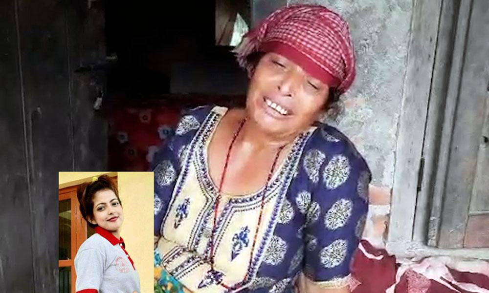 सुजिताकी आमा भन्छिन्- घरबाट निस्केपछि छोरीले फोन गरेर गुहार मागेकी थिई