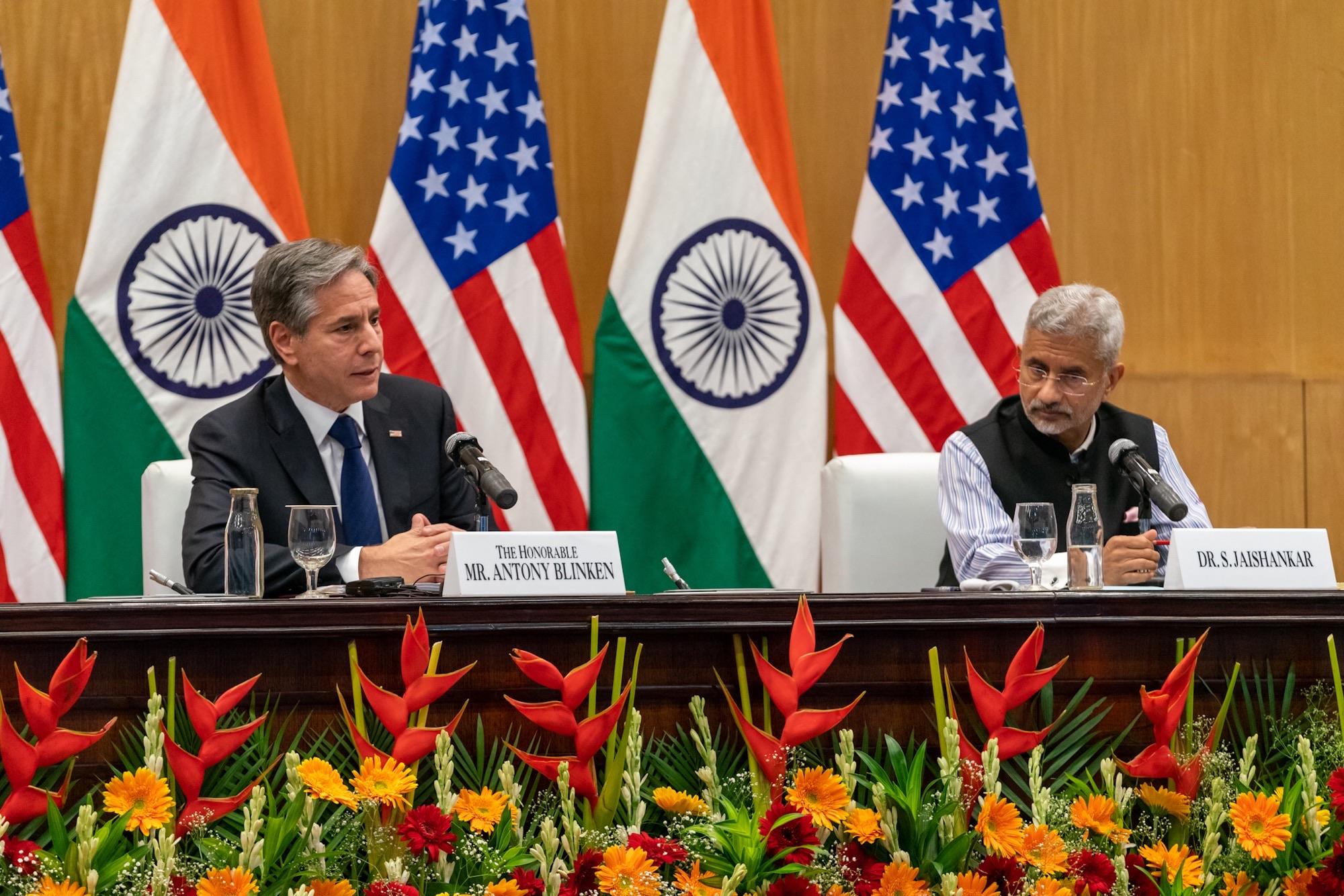 ब्लिंकेनको दिल्ली दौडाहाको मुद्दा बन्यो 'अफगानिस्तान', चिनियाँ विदेशमन्त्रीद्वारा तालिवानी डेलिगेसनसँग भेट