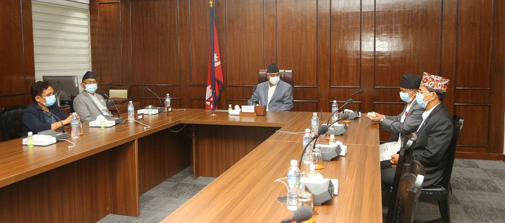 राजनीतिक नियुक्तिमा गएका राजदूत फिर्ता बोलाउने सरकारको निर्णय