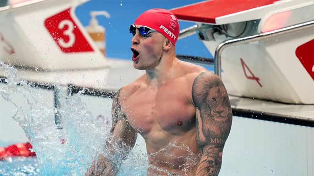 टोकियो ओलम्पिक : ग्रेट ब्रिटेनलाई पहिलो स्वर्ण