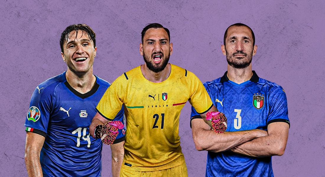 युरो २०२०: इटालीको फाइनल यात्राको एक झलक !