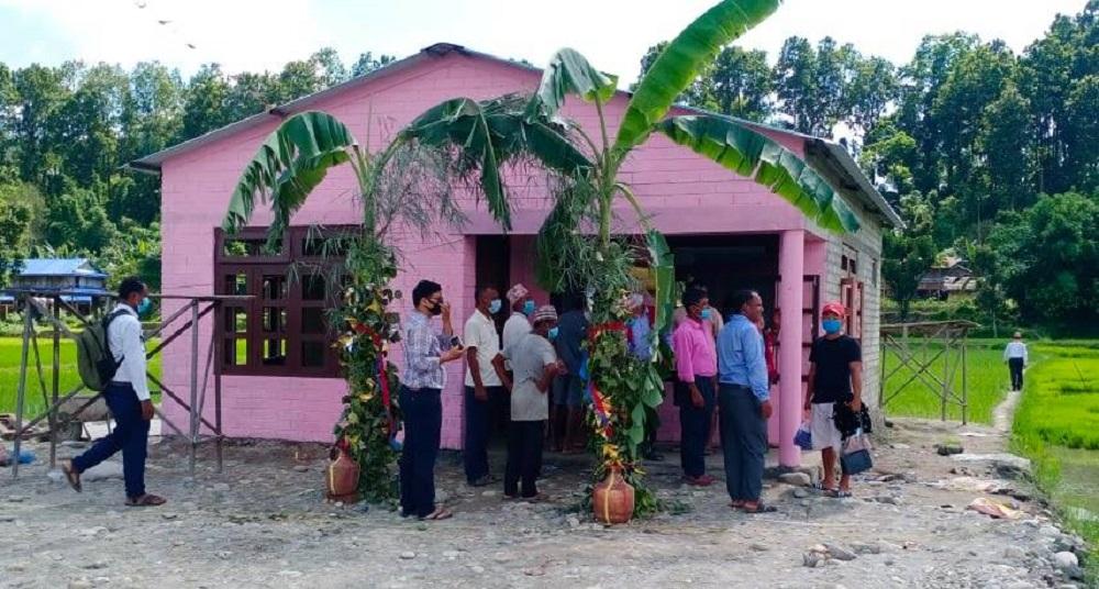 माडीमा नेपालकै पहिलो 'फार्म–स्टे', गन्धर्व सँस्कृतिमा रमाउँदै किसानी सिक्ने थलो