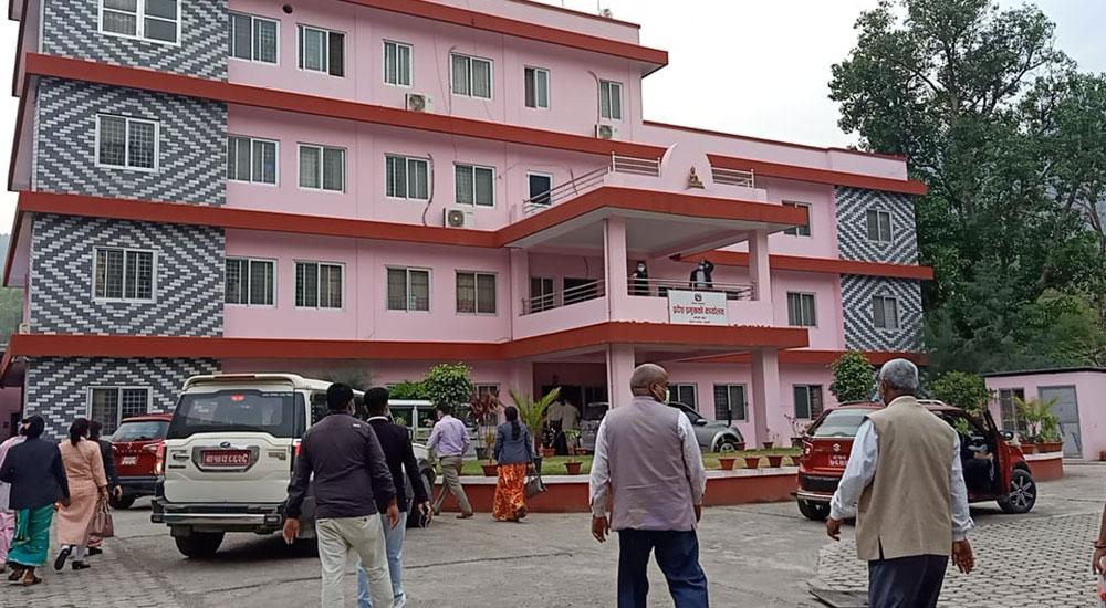 लुम्बिनीमा अध्यादेशबाट आयो बजेट