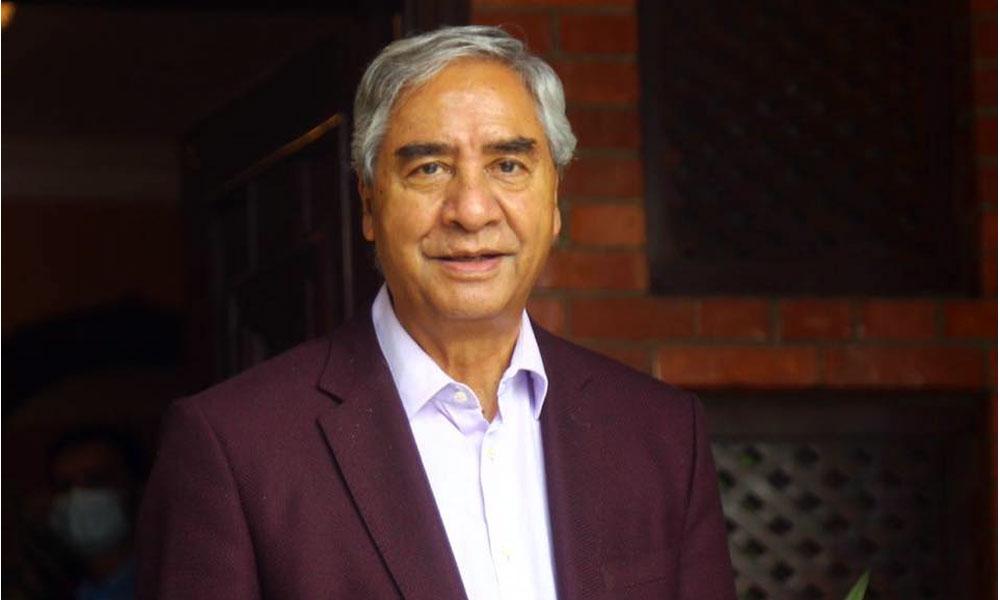 वीपी 'भर्सटाइल' नेता हुनुहुन्थ्यो : प्रधानमन्त्री देउवा