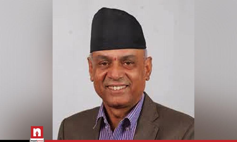 मोहन बस्नेत समर्थकबाट कांग्रेस केन्द्रीय सदस्य श्याम घिमिरेमाथि हातपात