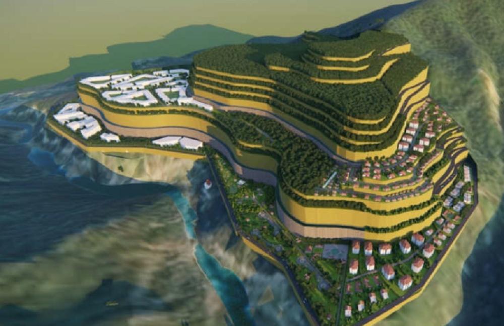बहुआयामिक लाभका लागि 'सिद्धबाबा कृत्रिम पठार परियोजना'