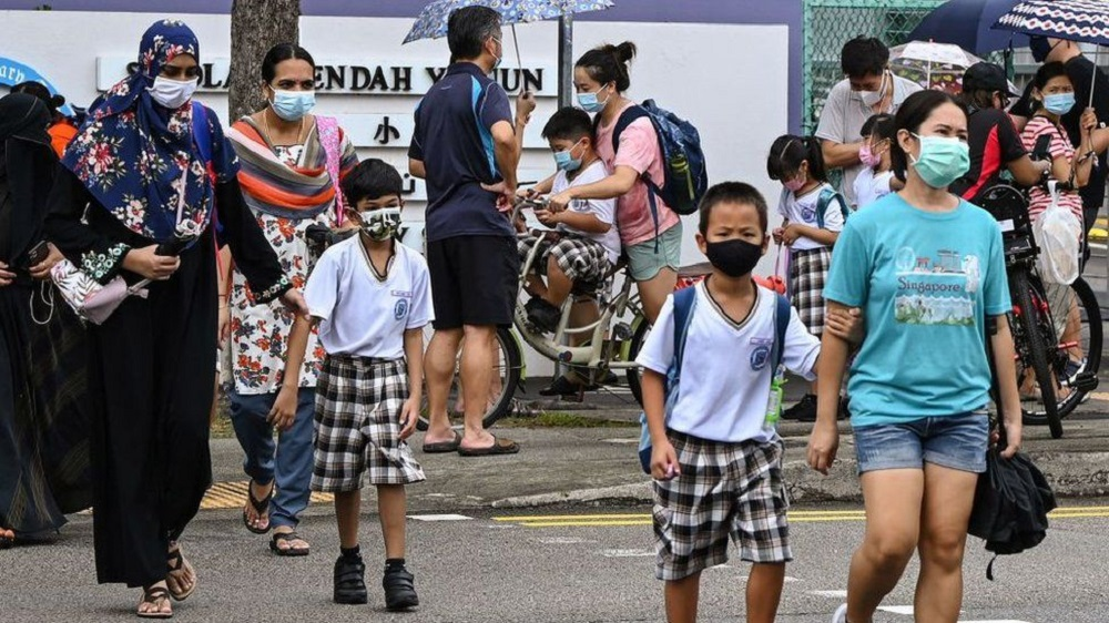 कोरोना दबाउन सिंगापुरको 'क्रान्तिकारी' रोडम्यापः संक्रमण गणना नै नगर्ने, लकडाउन हटाउने