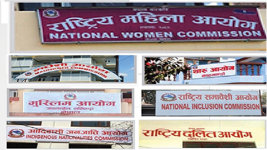 संवैधानिक आयोगका कामप्रति महिला तथा सामाजिक समिति असतुष्ट