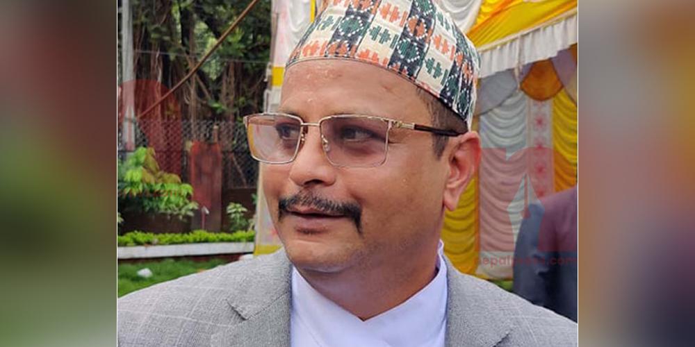 अजय शाहीको जिकिर – म स्वतन्त्र सांसद हुँ, एमालेको ह्वीप लाग्दैन