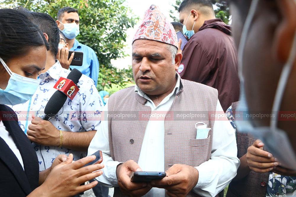 खुल्ला किताब चुनाव चिन्ह पहिल्यै बुक ! नेपाल समूहलाई दिइए सर्वोच्च जाने चेतावनी (भिडियो)