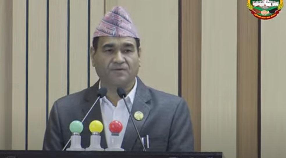 लुम्बिनीमा आफ्नै दलका मुख्यमन्त्रीप्रति माओवादीको तीव्र असन्तुष्टि, मनलाग्दी नियुक्ति गरेको आरोप