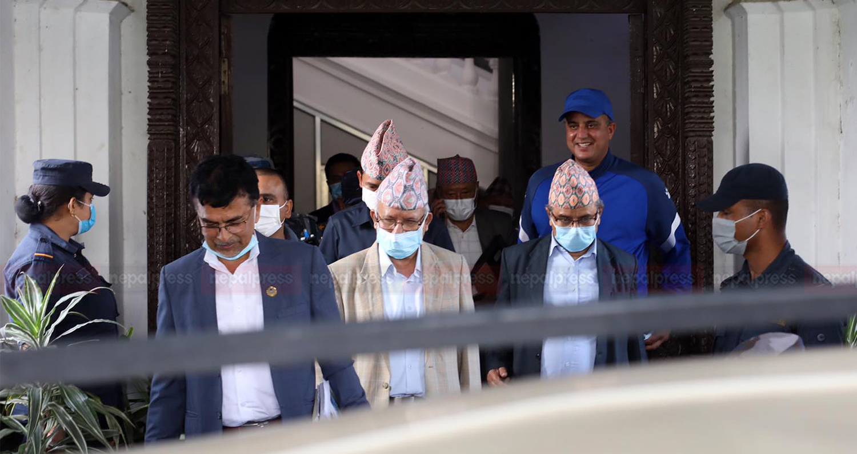 माधव नेपालले छाडे एमाले ब्राण्ड- नेकपा एकीकृत समाजवादी प्रस्ताव, चुनाव चिन्ह पछि टुंगो लाग्ने