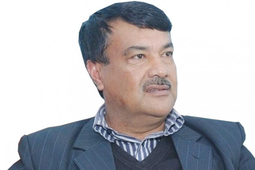 निर्वाचन निर्देशिकाप्रति असहमति जनाउँदै कांग्रेस केन्द्रीय सदस्य विश्वकर्माको राजीनामा