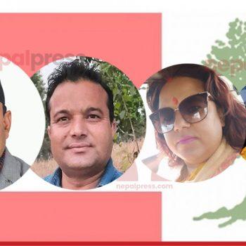 सिन्धुपाल्चोक कांग्रेस: पूर्वसभापति र नेविसंघ महामन्त्रीसहित हस्ती वडामै पराजित