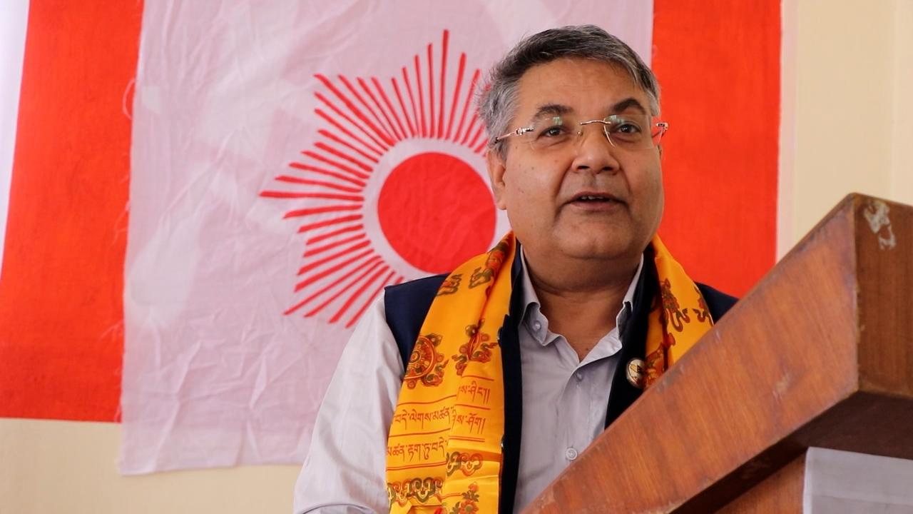 अहिले माधव नेपाल रुढी आएको छ, जनतामा जाँदा १ प्रतिशत पनि मत पाउँदैनन्: गोकुल बास्कोटा
