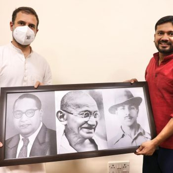 कन्हैया कुमार भारतीय कांग्रेस प्रवेश, सत्तारुढ बीजेपीले देश बिगारेको आरोप