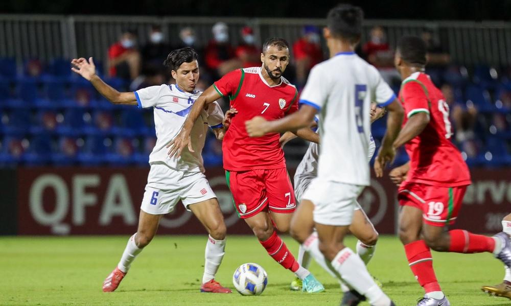 ओमानविरुद्धको मैत्रीपूर्ण खेलमा ७-२ ले हार्यो नेपाल