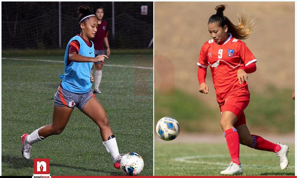 एएफसी महिला एसियन कपमा नेपाल र हङकङ भिड्दै