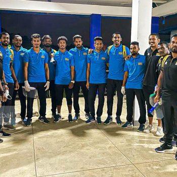साउदीमा साफ च्याम्पियनसिपको तयारी गर्दै श्रीलंका