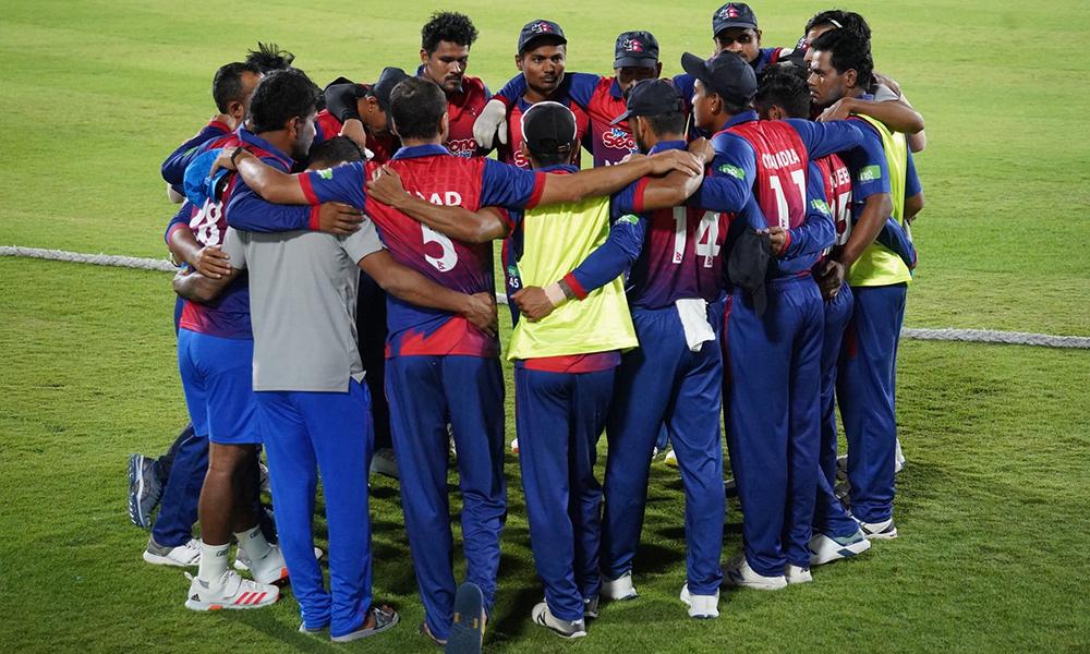 त्रिदेशीय शृंखलाको अन्तिम खेल नेपालले ओमानसँग खेल्दै, प्रशिक्षक ह्वाटमोरको विदाई