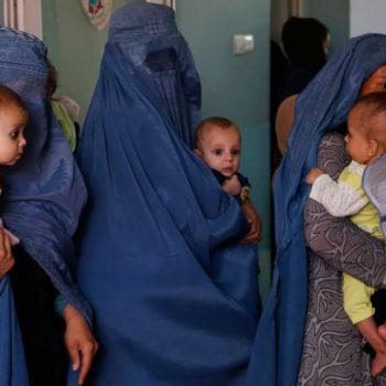 तालिबानले सत्ता कब्जा गरेपछि ६ लाखभन्दा बढी अफगान विस्थापित